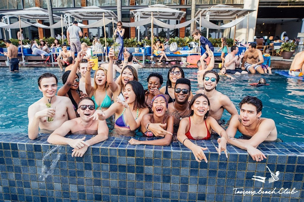 Tanjong beach club for Gay in singapore swimming pools