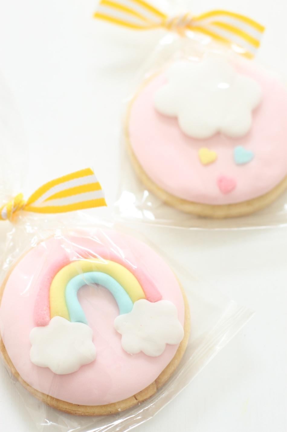 cupcakes + cookies
