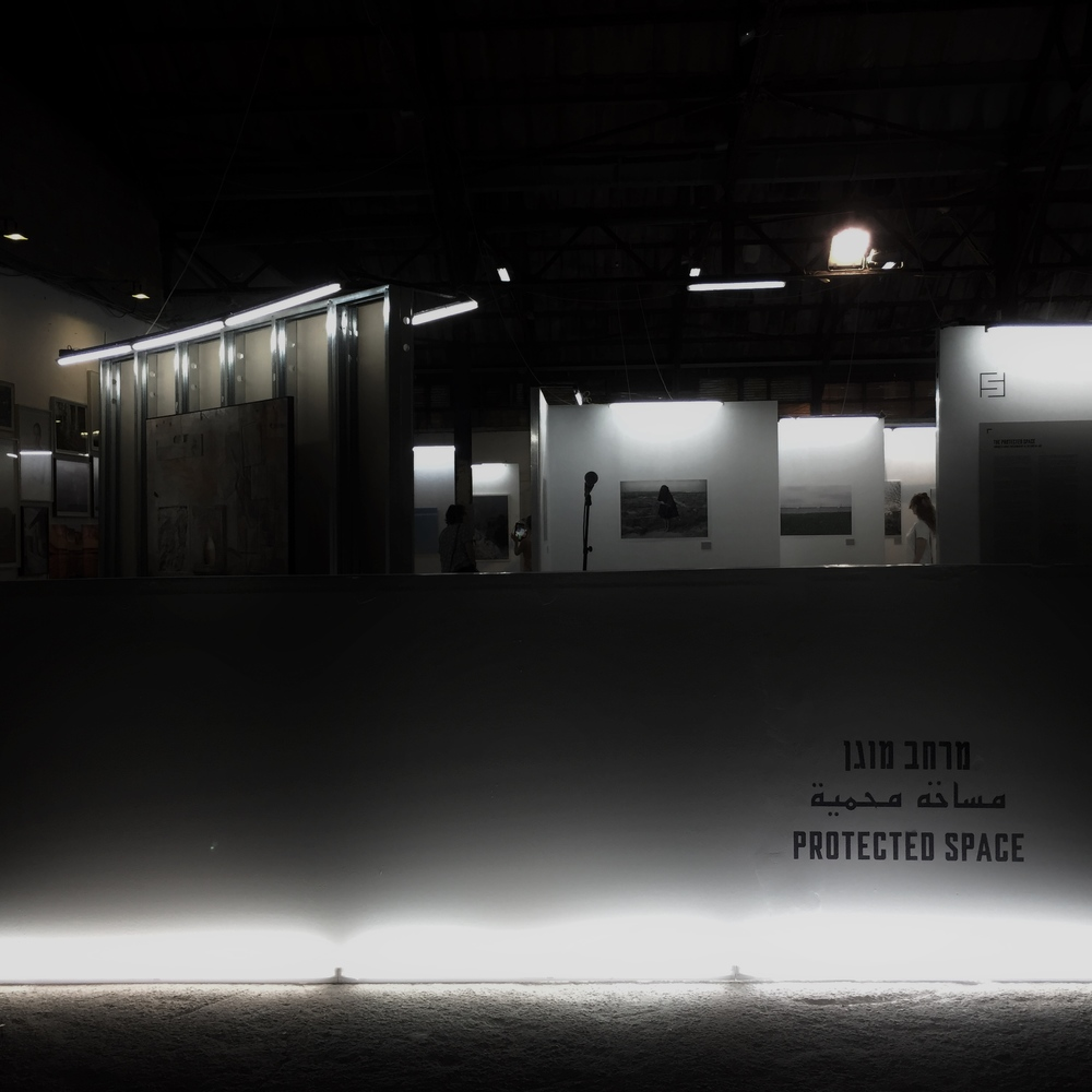 Concept space Design  at international photography festival #4