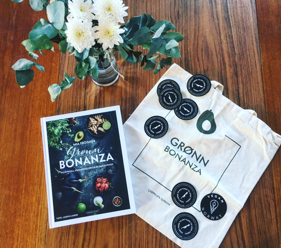 Green Bonanza's cook book