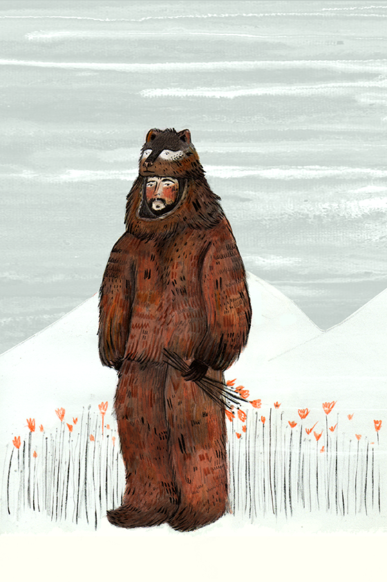 Wilder Mann - The Bear