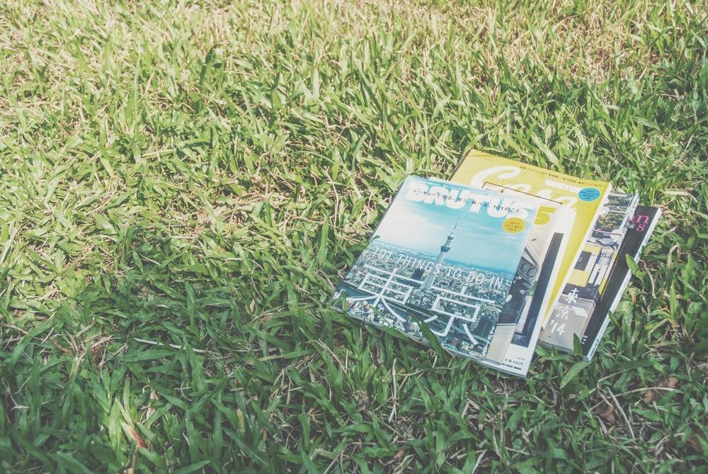 許多人即便不是這麼了解日文,卻會根據自己的專業知識參閱不同的日文雜誌。