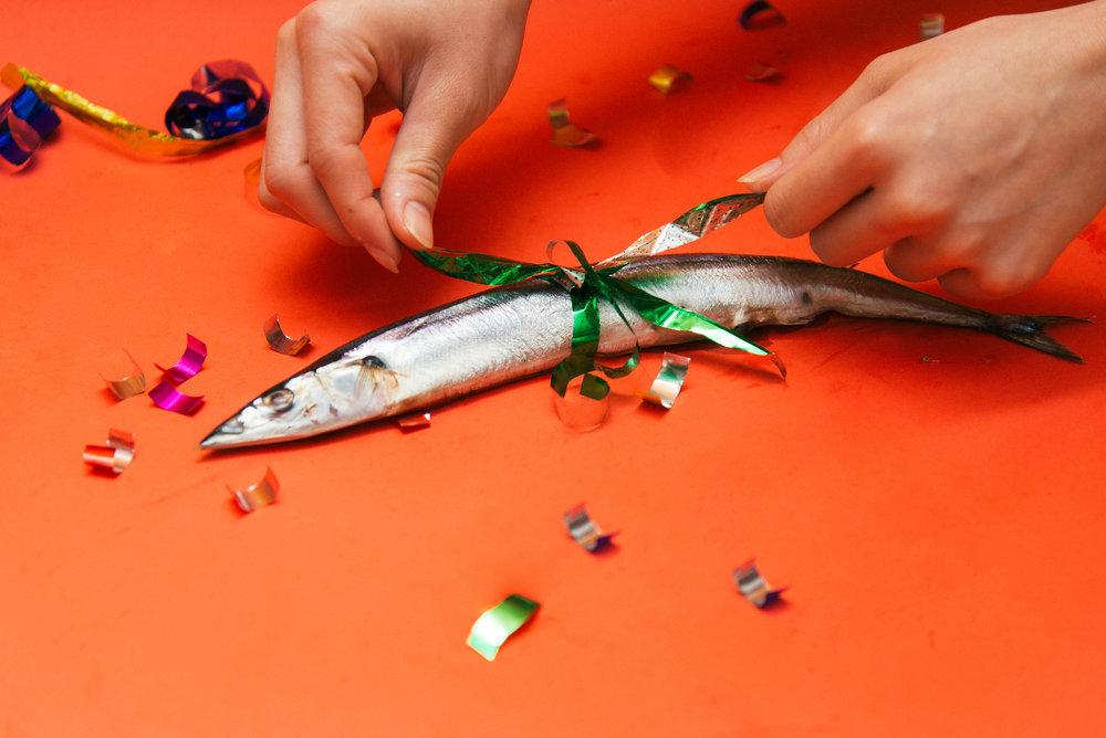 秋刀魚二週年