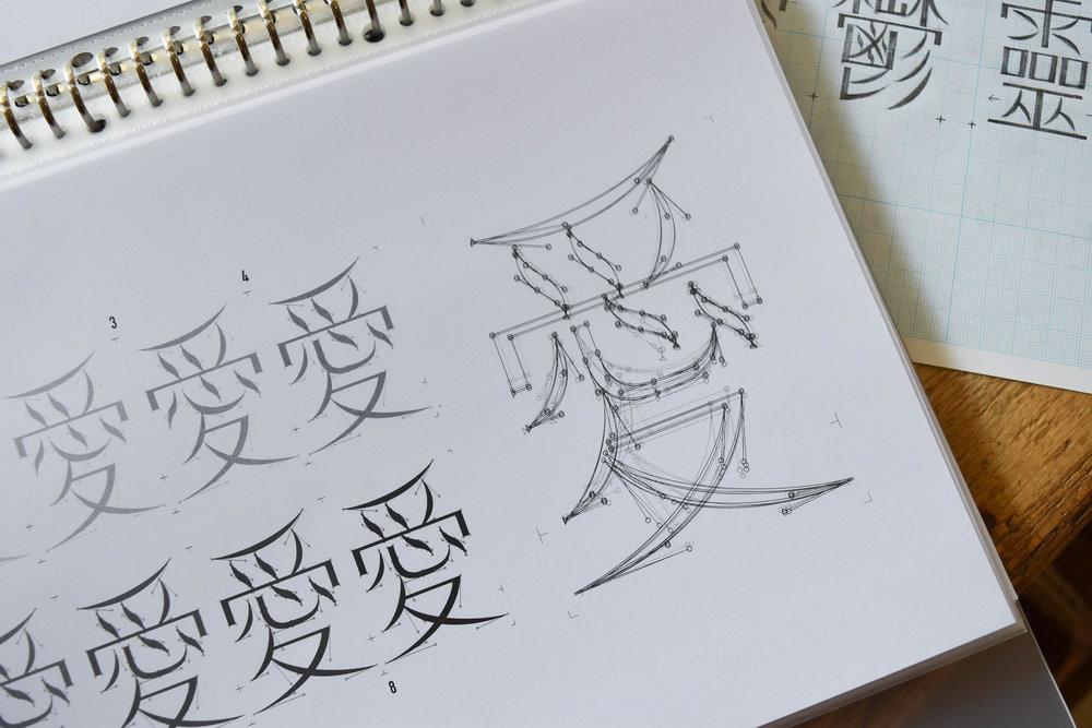 嘖嘖× 我在風裡呼喚你— 風體Wind Font 字型集資計畫 https://www.zeczec.com/projects/wind-font