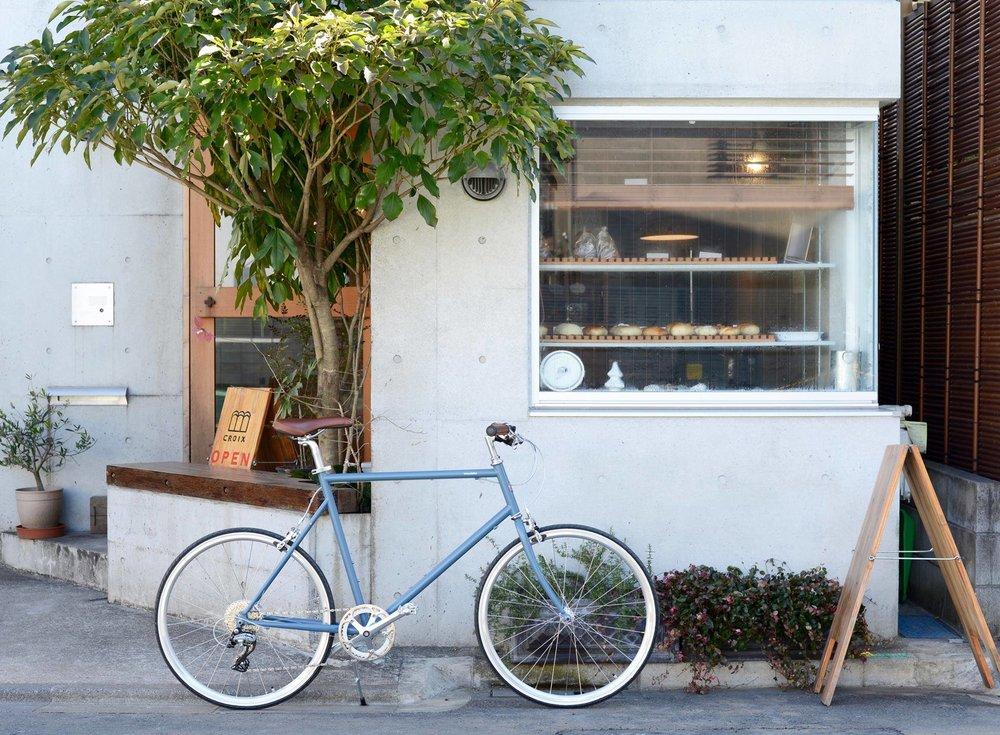 Tokyobike X 生茶1.jpg