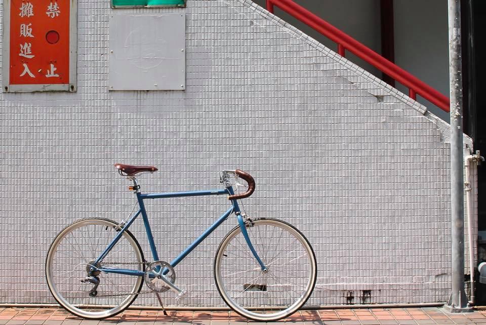 Tokyobike X 生茶2.jpg