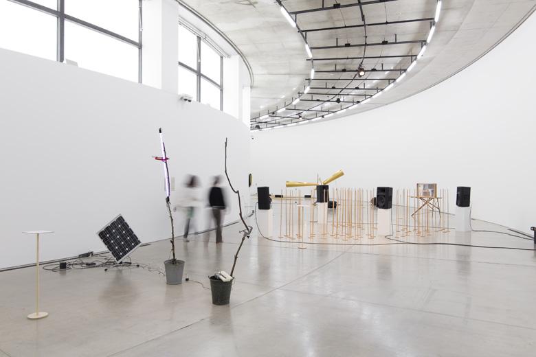 2015年「作曲的|compositions pace, time and architecture」青森国際芸術センター(日本)