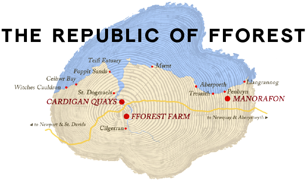 THE REPUBLIC OF FFOREST