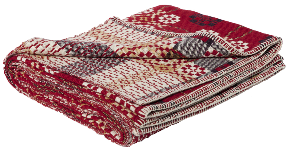 Berry Blanket - £220