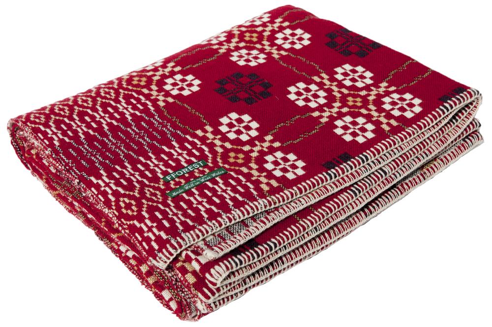 Berry Blanket - £220