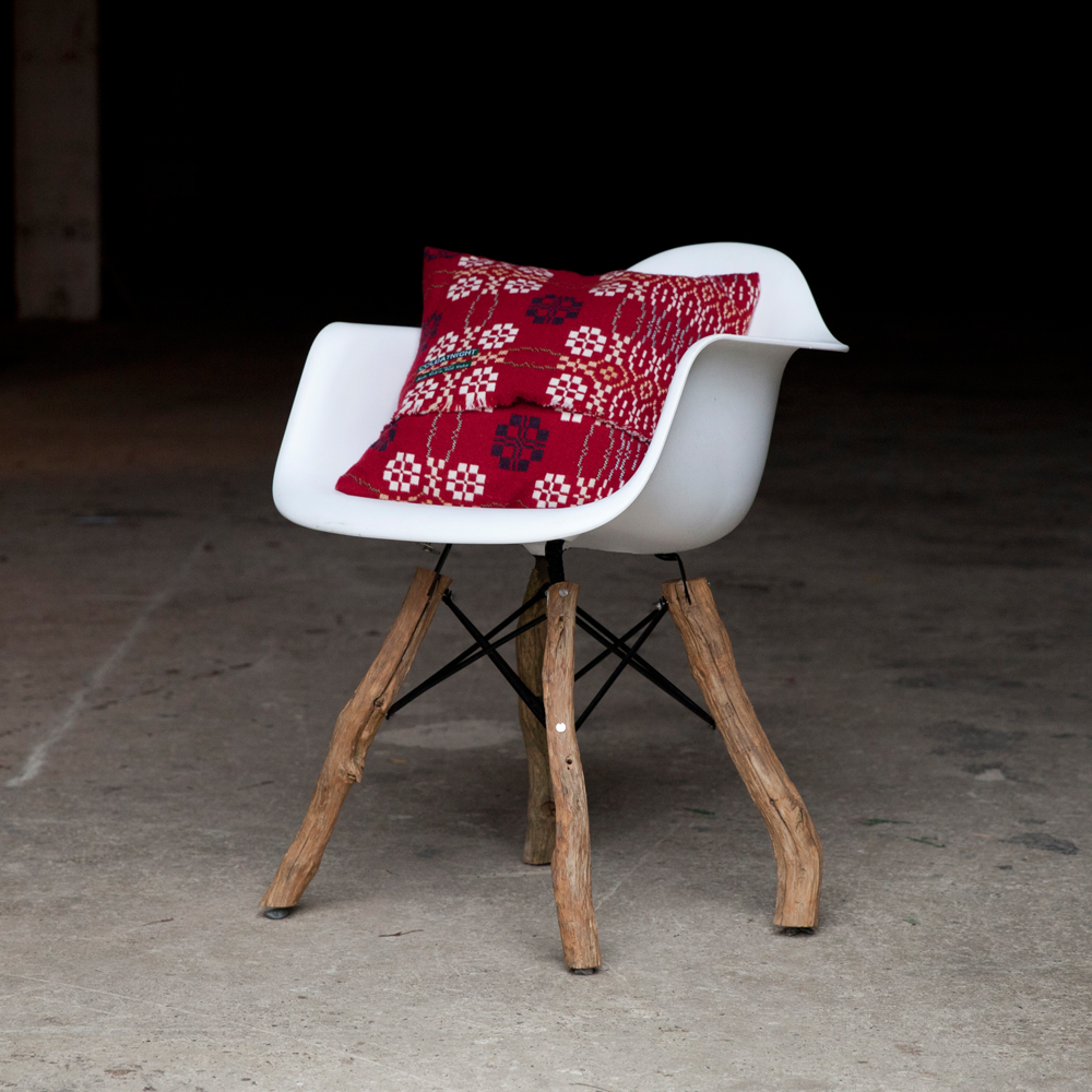 fforest heartwood DSW chair - £300