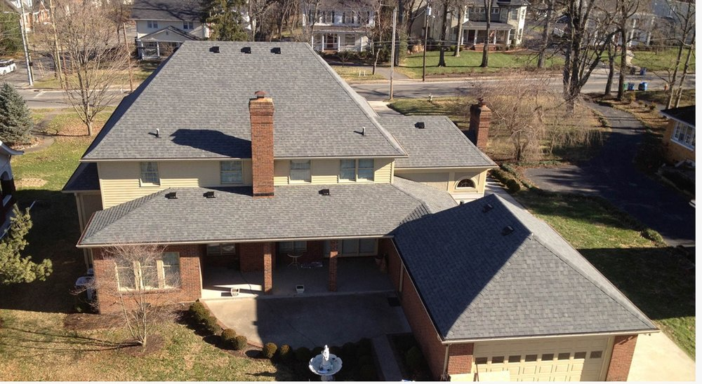 Owens Corning Duration Estate Grey