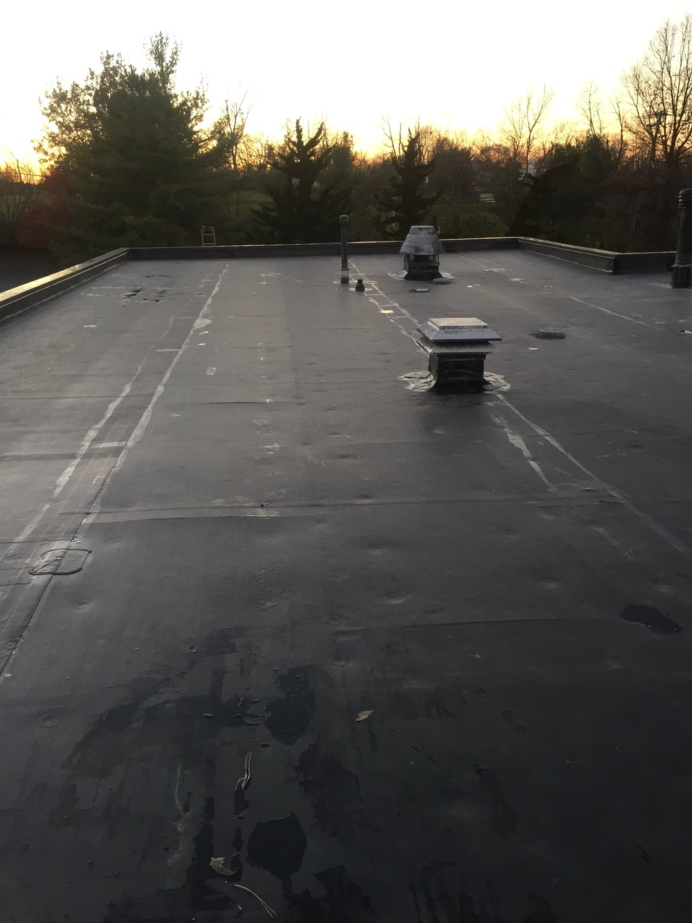 EPDM Roof Replacement