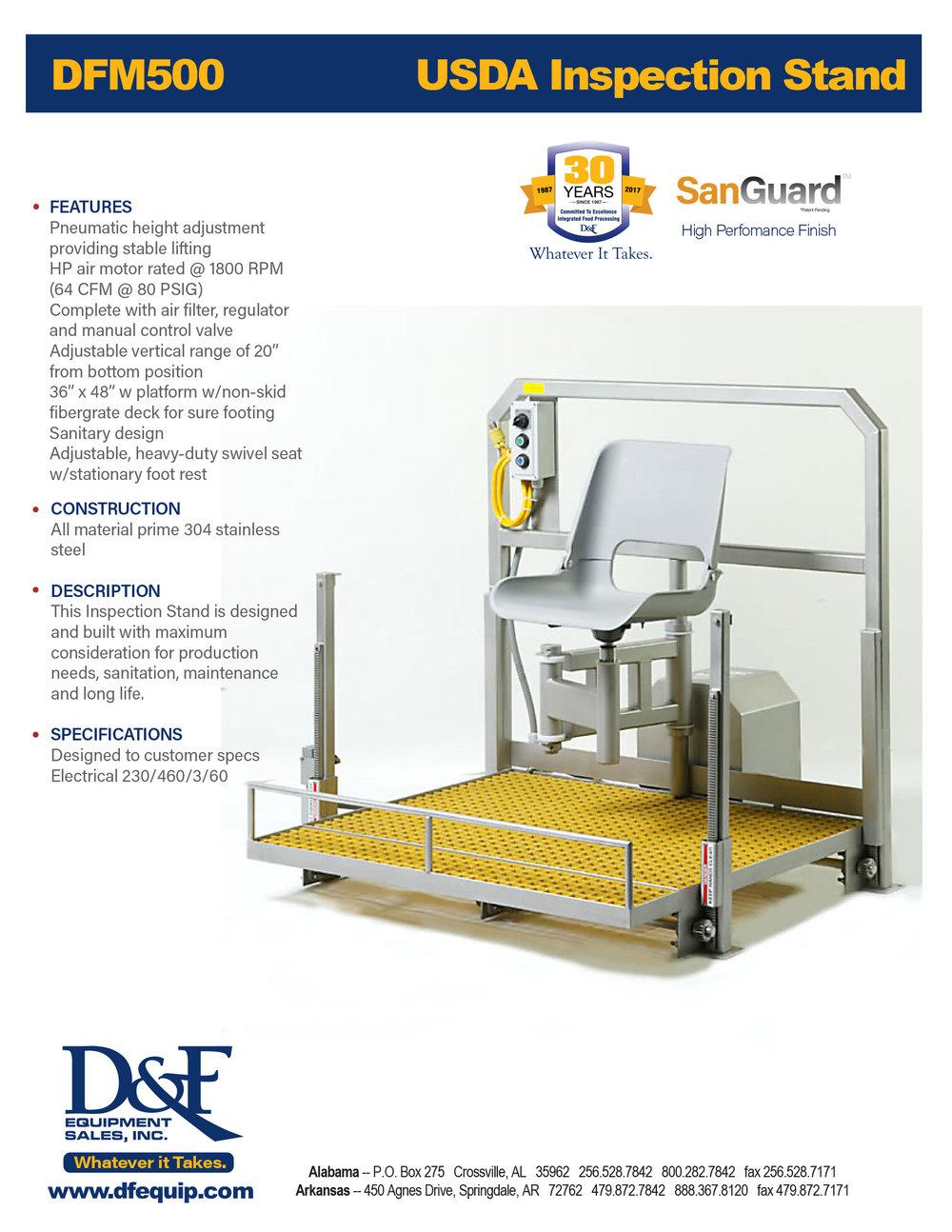 DFM500-USDAInspectionStand-w-seat2017.jpg