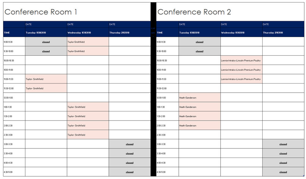 Conference Room Schedules IPPE 2018.jpg