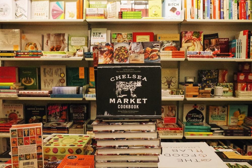 市集裡的書店 Posman Books