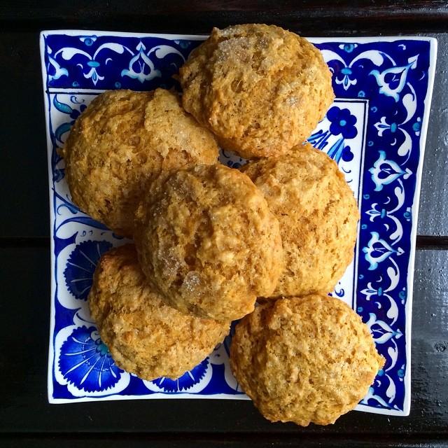 #vegan #pumpkin #muffins #homemade