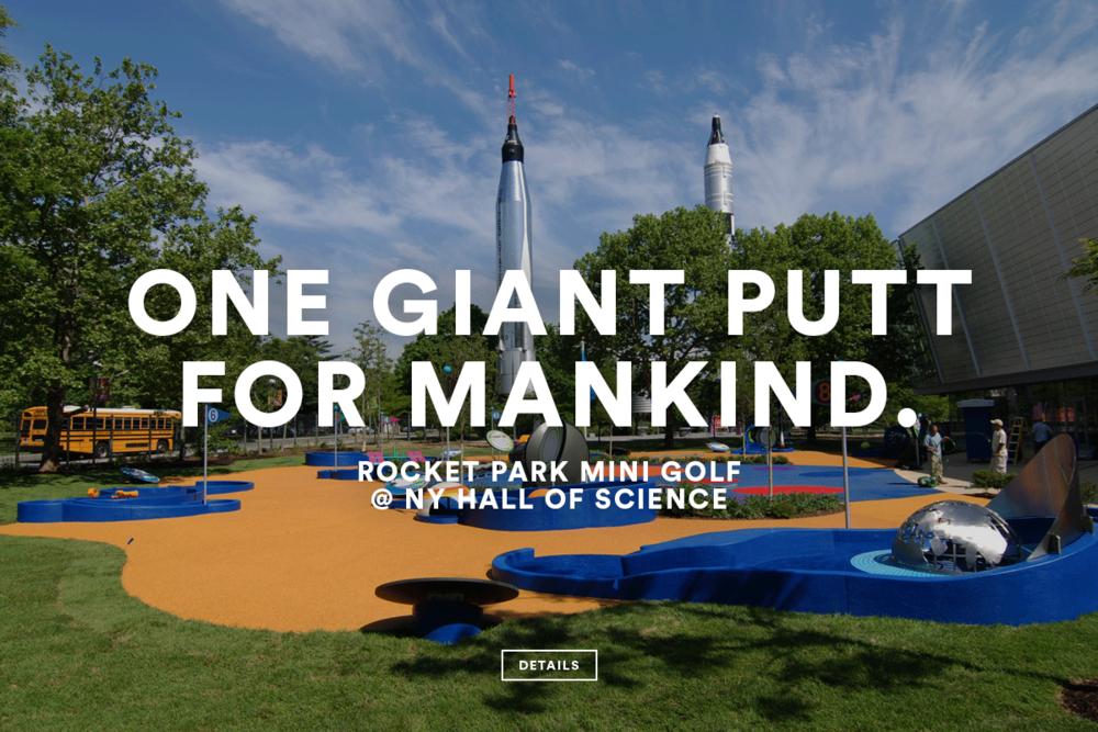 Rocket Park Mini Golf