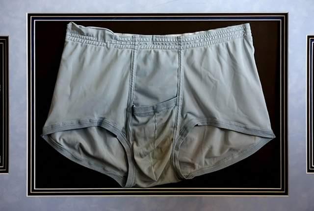 Elvis' soiled pants - SOLD