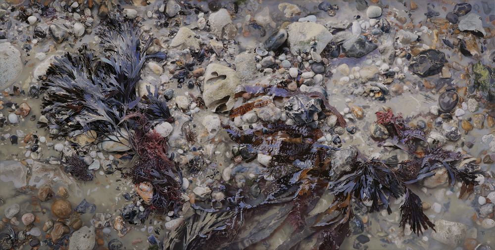 'Mid-Summer Tide'-by Trevor Scobie