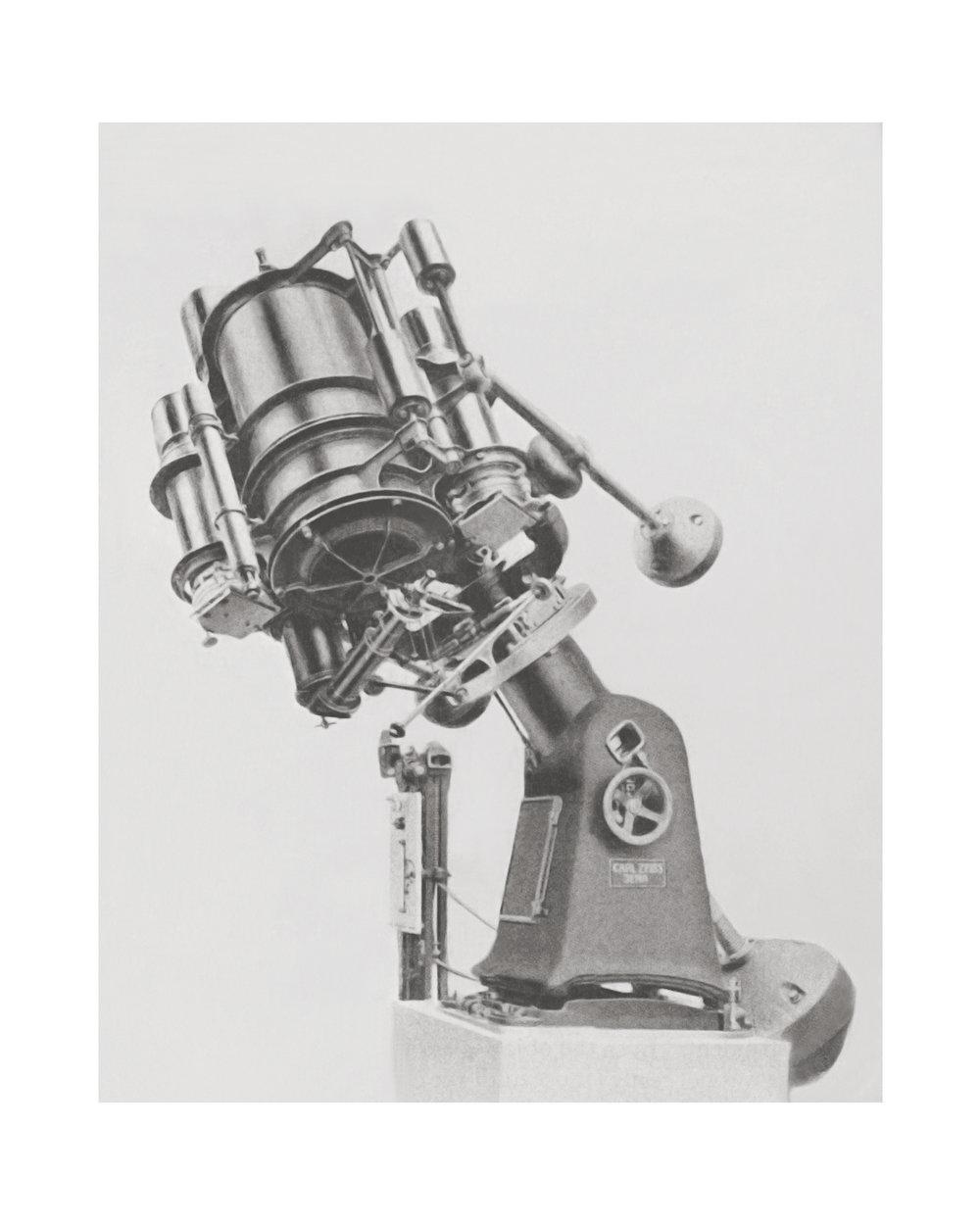 Telescope - Alberto Sinigaglia