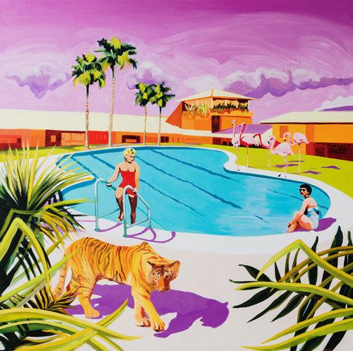 Tiger - Ruth Mulvie