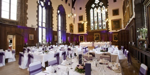 Venue - The excellent conference facilities atDurham included the famousDurham Castle & Banqueting Hall forthe Icebreaker and Conference Dinner