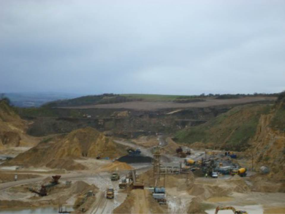 - Crimerigg and Hawthorn Quarries -       (Approx. 20mins east of Durham)