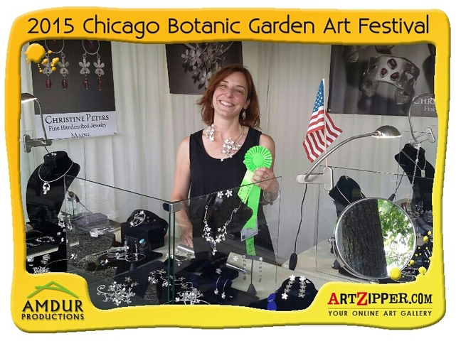 Chicago Botanic Garden Fine Craft Festival