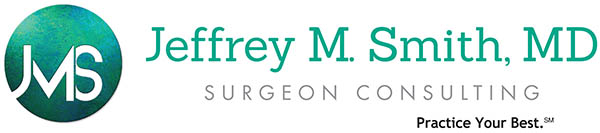 Jeffrey M. Smith, MD - Surgeon Consulting