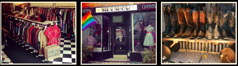 Sideshow Clothing will rock your world.