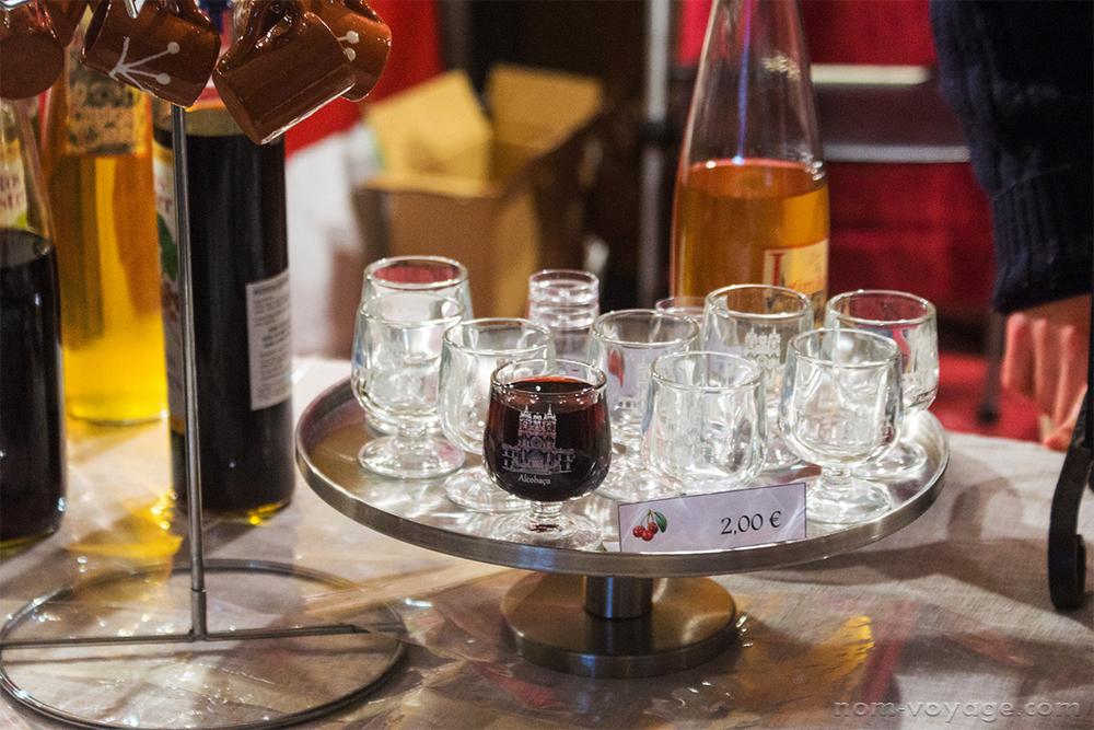 Ginja, or ginjinha, is a sweet liquor made from tart cherries.