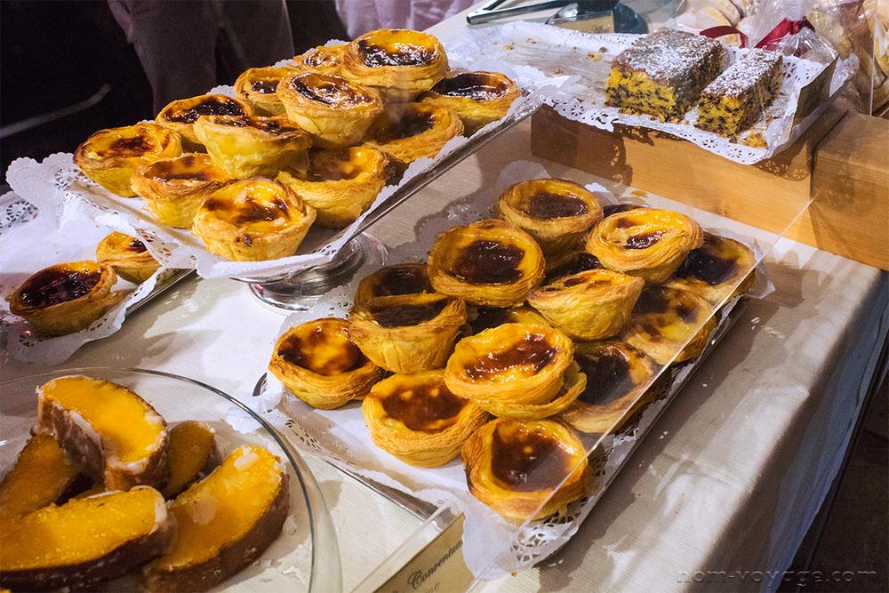 Pasteis de Nata, or Pasteis de Belem: conventual Portuguese custard tarts