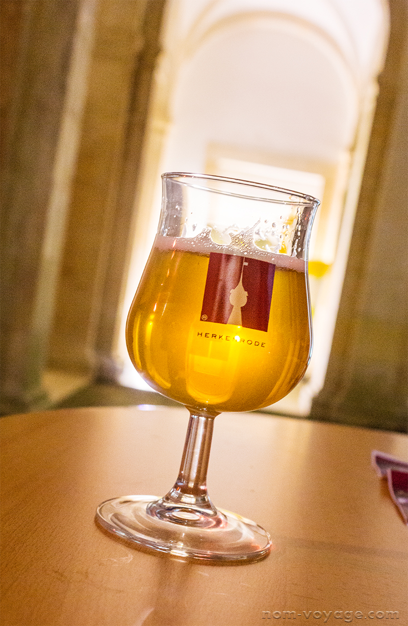 The Trippel from  Herkenrode Abbey  in Belgium.