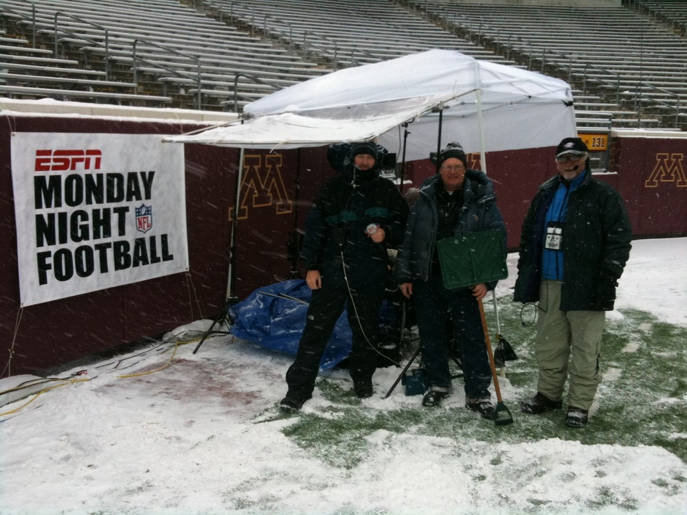 TCF Stadium - Minneapolis