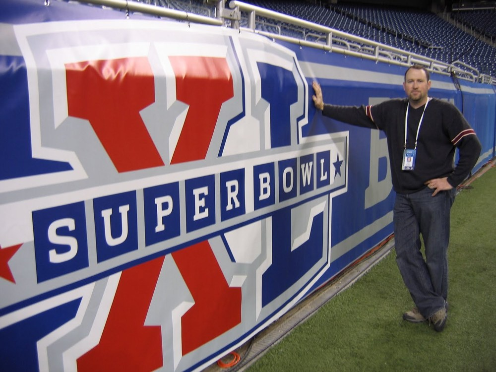 Super Bowl - Detroit