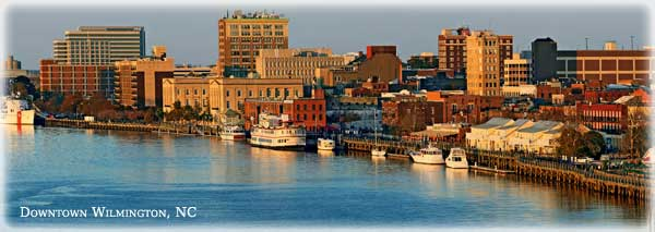 Wilmington, NC: Home of the Cape Fear Comedy Festival