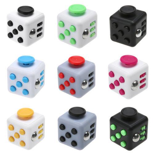 Enter The Fidget Cube