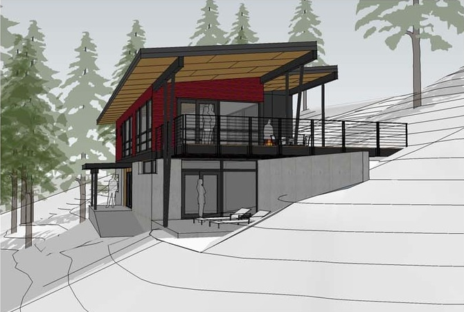 Lake Wenatchee Custom Prefab