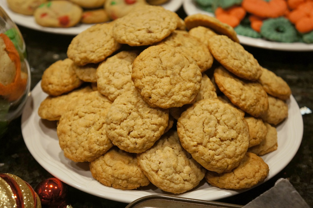 My all time favorite oatmeal cookies- recipe on my blog!!