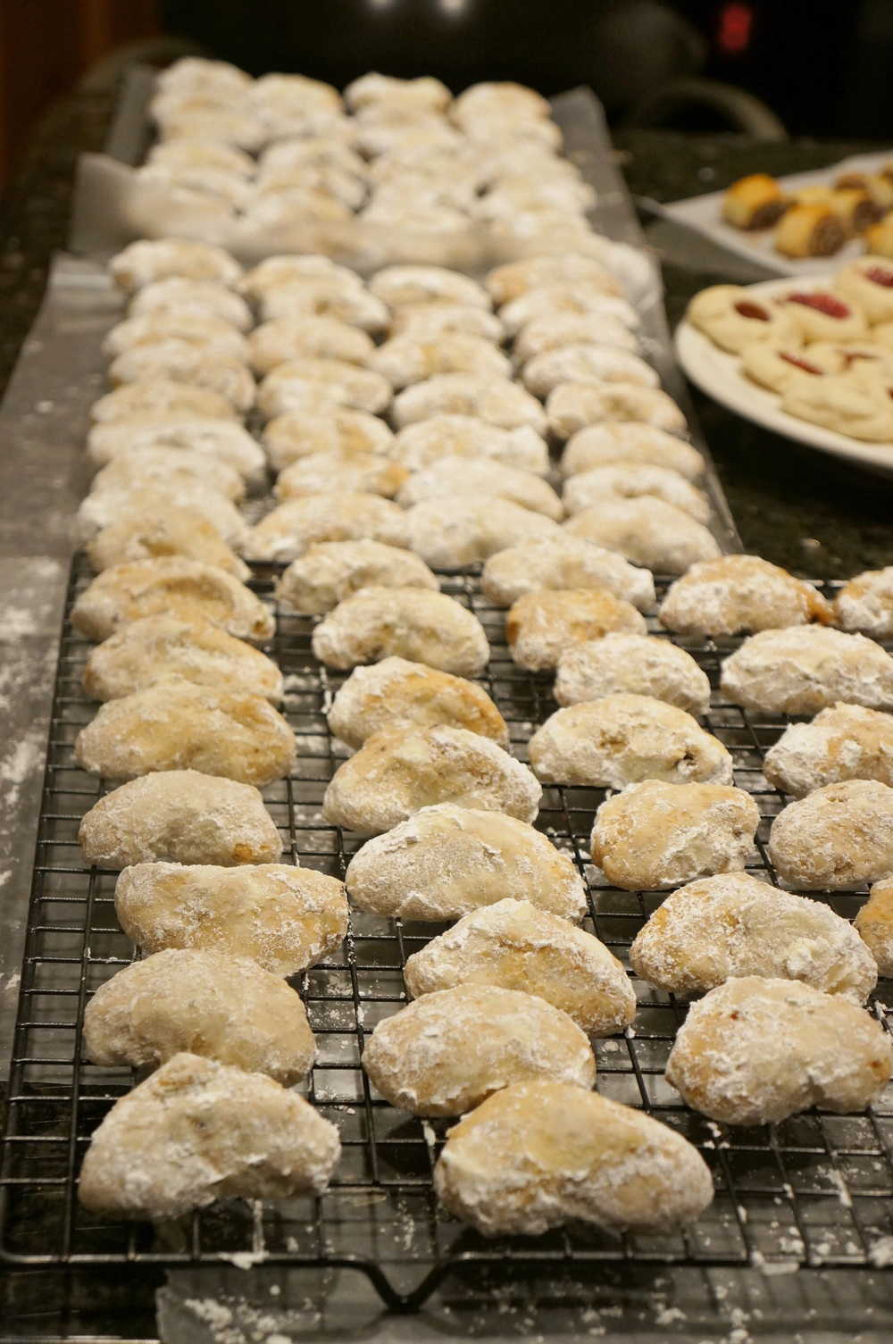 Mexican Wedding Cookies. These buttery cookies are to die for!