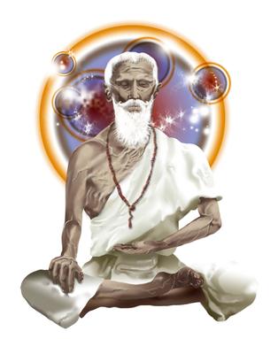 Ayurvedan kehityksessä Rishit, elivalaistuneet mestaritovat olleet keskeisessä asemassa.