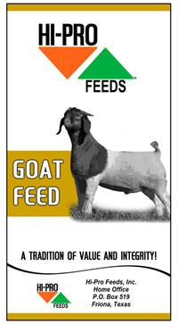 Primero Goat Feed (Red Tag)