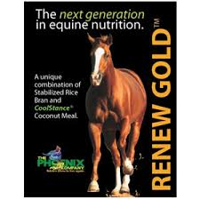 We now carry Renew Gold