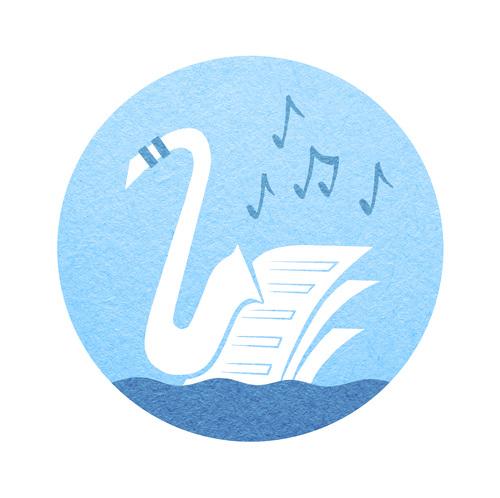'Swan Wharf Swing' logo