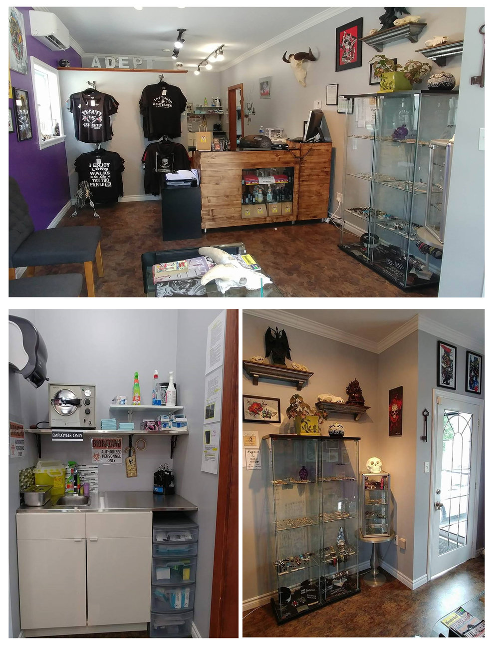 Adept Tattoos and Body Piercing Bedford