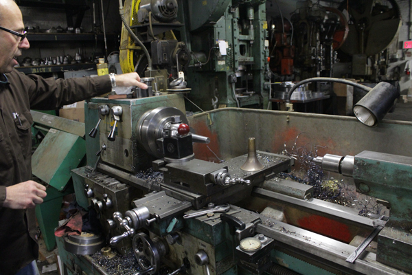 Williamsburg Metal Spinning and Stamping Corp., Williamsburg