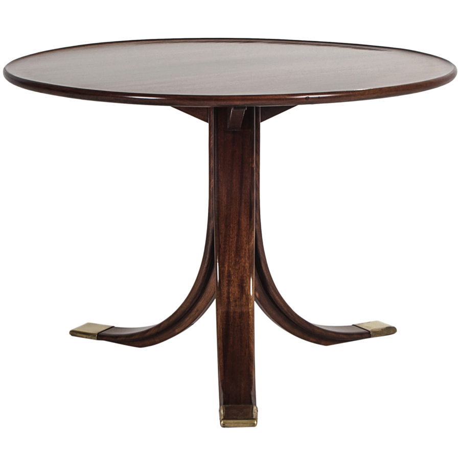 Frits Henningsen Rich Mahogany Table