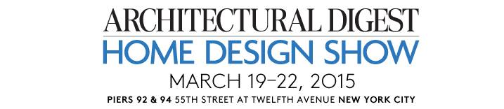 We Are Looking Forward To Our Participation In The Architectural Digest Home  Design Show    A Premier American Design Fair For The Luxury Market. Part 76