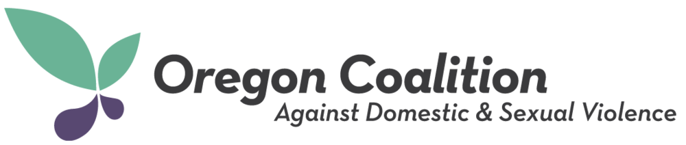 LEARN ABOUT THE OREGON COALITION AGAINST DOMESTIC & SEXUAL VIOLENCE